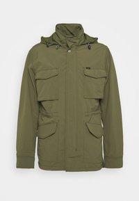 FIELD JACKET - Summer jacket - olive green