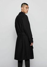 BOSS - GIBOR1 - Classic coat - black - 2