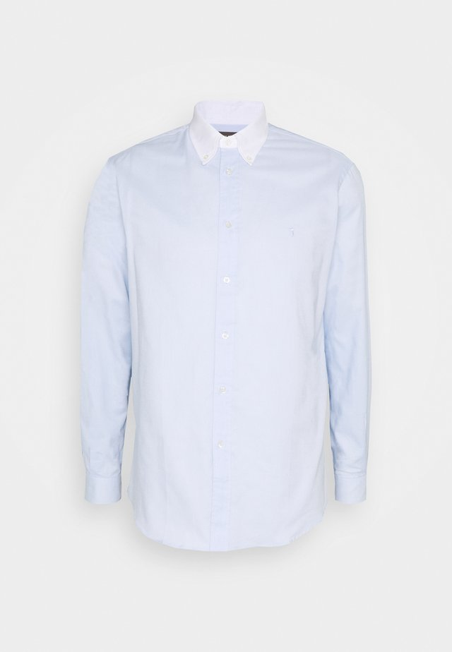 SHIRT OXFORD BOTTON DOWN CLOSE - Koszula biznesowa - clear water
