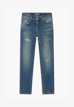 ISABELLA  - Slim fit jeans - popler wash
