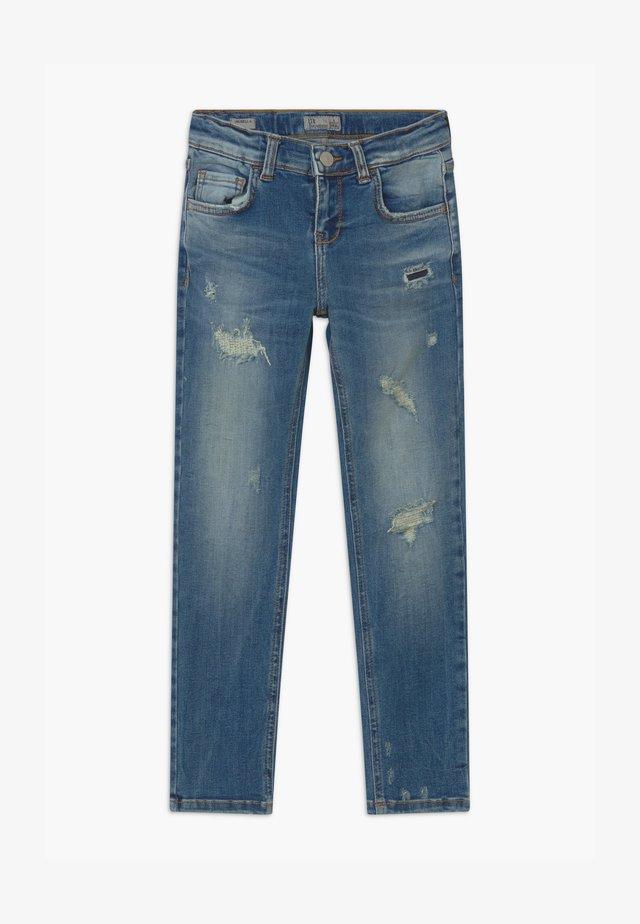 ISABELLA  - Slim fit jeans - popler wash