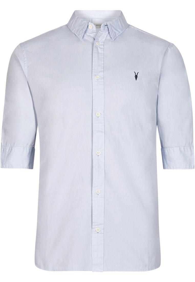 AllSaints REDONDO - Camisa - light blue xDyqW
