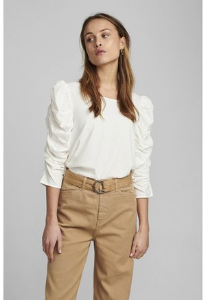 NUFIONA BLOUSE - Blouse - bright white