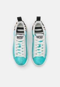 Diesel - S-CLEVER LOW LACE W - Trainers - turquoise - 5