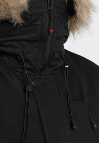 Alessandro Zavetti - OSHAWA - Winter jacket - black - 4