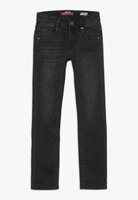 Vingino - APACHE - Jeans Skinny Fit - black vintage - 0