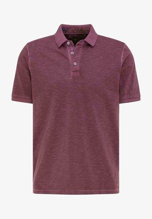 Polo shirt - thistle