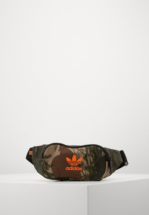 CAMO WAISTBAG - Ledvinka - hemp