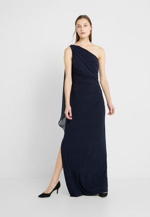 MID WEIGHT GOWN - Vestido de cóctel - lighthouse navy
