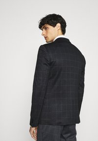 Lindbergh - CHECKED SUIT - Completo - black - 3