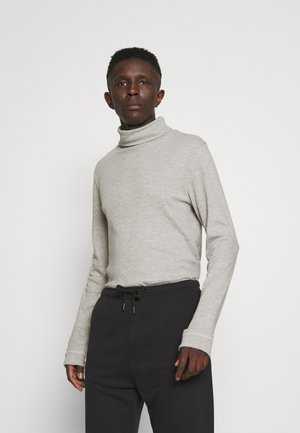 ACOSTEEN ROLLI 2 PACK - Long sleeved top - grey mix / black