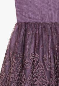 Name it - NKFSANDIE SPENCER - Robe de soirée - black plum - 3