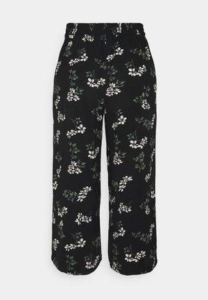 VMSAGA CULOTTE PANT - Bukse - black