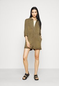 Superdry - PLAYSUIT - Overal - khaki - 1