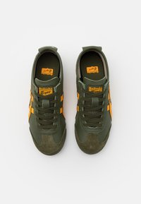 Onitsuka Tiger - MEXICO 66 UNISEX - Sneakers basse - smog green/amber - 3