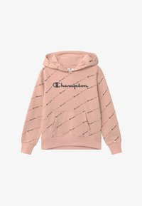 Champion - LEGACY AMERICAN CLASSICS HOODED - Hættetrøjer - light pink - 2