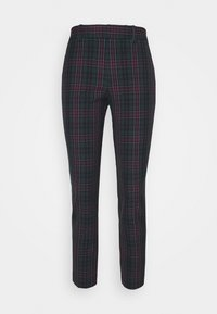 GAP - ANKLE - Trousers - tartan plaid - 3