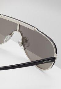 Versace - Lunettes de soleil - silver-coloured - 2