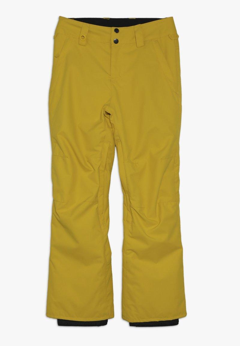Quiksilver - ESTATE YOUTH - Zimní kalhoty - sulphur