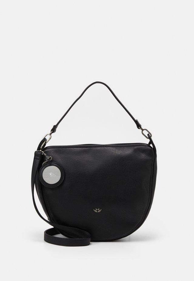 NORIE - Handbag - black