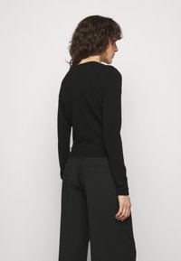 HUGO - SERRIA - Cardigan - black - 2