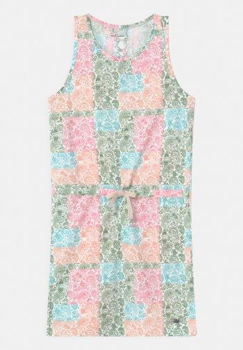 PAISLEY PRINT  - Jersey dress - off-white