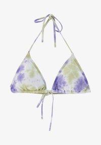 PULL&BEAR - Bikini pezzo sopra - green - 4