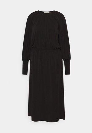 HOLDENIW DRESS - Sukienka z dżerseju - black
