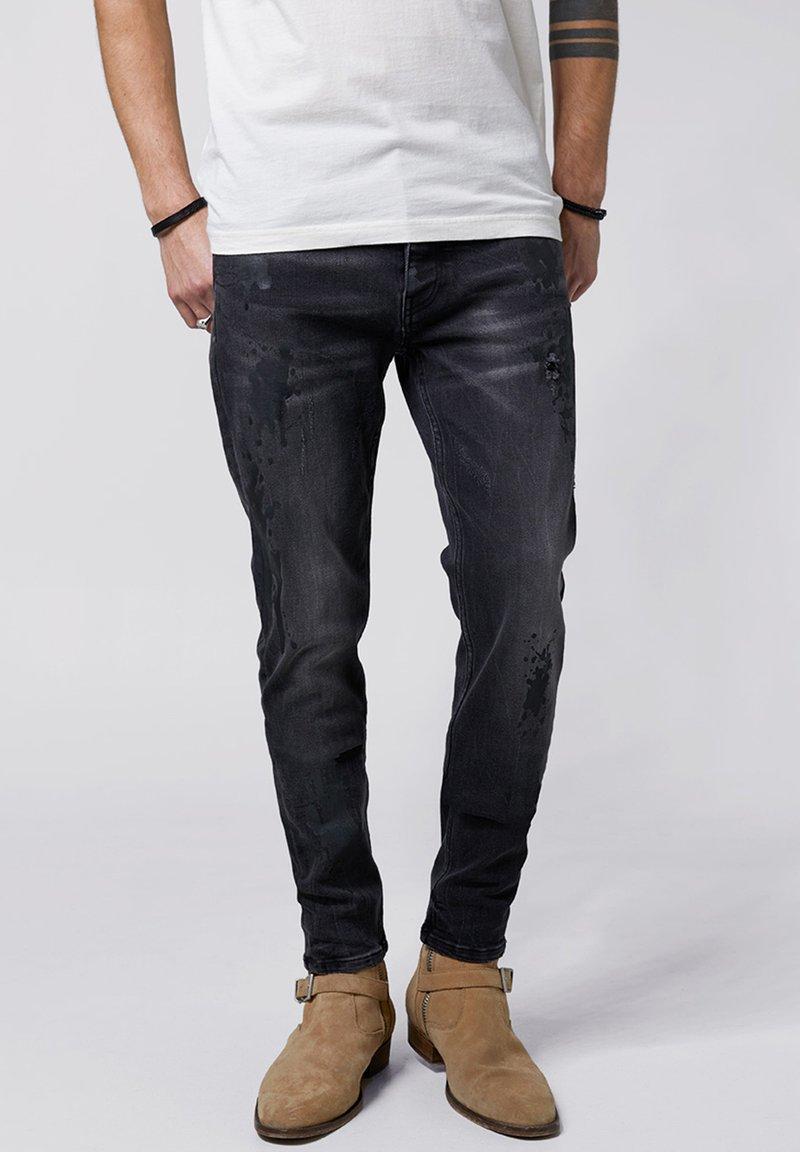 Tigha - Slim fit jeans - vintage black