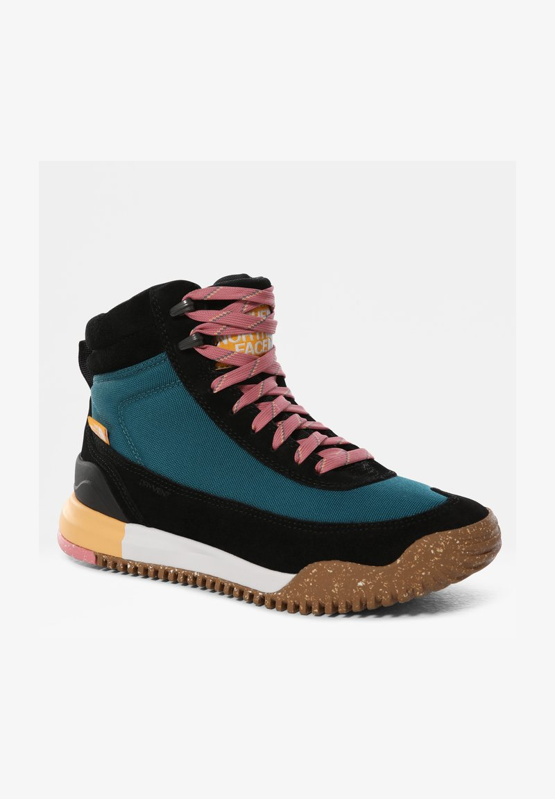 The North Face - BACK-TO-BERKELEY III - Hiking shoes - SHADED SPRUCE/MAUVEGLOW