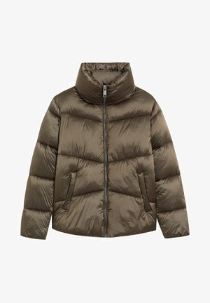 CLOCK - Winter jacket - grau