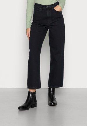 FJELL - Jeans a sigaretta - multi/worn sapphire black