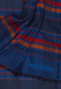 Missoni - STOLA - Šála - blue/multi-coloured - 1