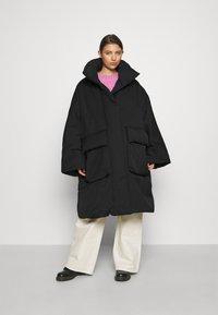 Diesel - W-THEA - Winter coat - black - 0