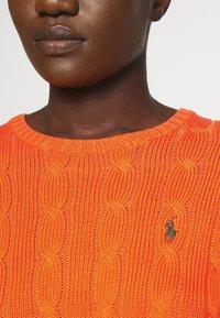 Polo Ralph Lauren - CLASSIC - Jumper - fiesta orange - 4