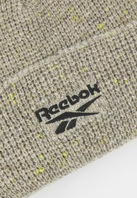 Reebok Classic - TAILORED BEANIE UNISEX - Beanie - sand stone - 3