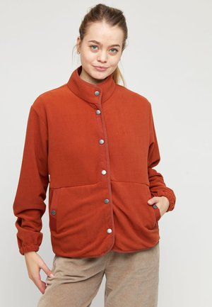 SURREY  - Fleece jacket - spice