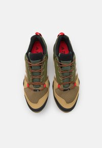 adidas Performance - TERREX AX3 - Hiking shoes - wild pine/crystal white/vivid red - 3