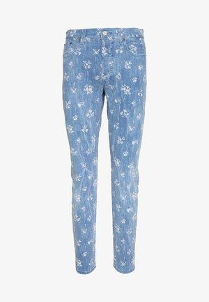 ALYSON WASH - Jeans Skinny Fit - blue denim
