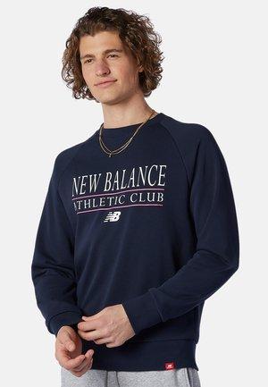 ESSENTIALS ATHLETIC CLUB CREW MT - Sweatshirt - blau