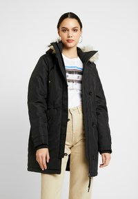 Vero Moda - VMEXCURSION EXPEDITION - Parka - black - 0