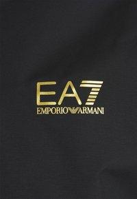 EA7 Emporio Armani - Giubbotto Bomber - black/gold - 7