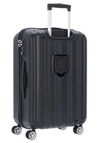 Stratic - PILLAR - Wheeled suitcase - black - 1