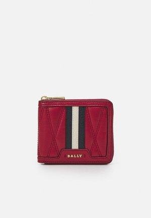 AROUND WALLET - Portefeuille - rosso