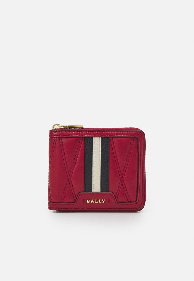 AROUND WALLET - Portemonnee - rosso