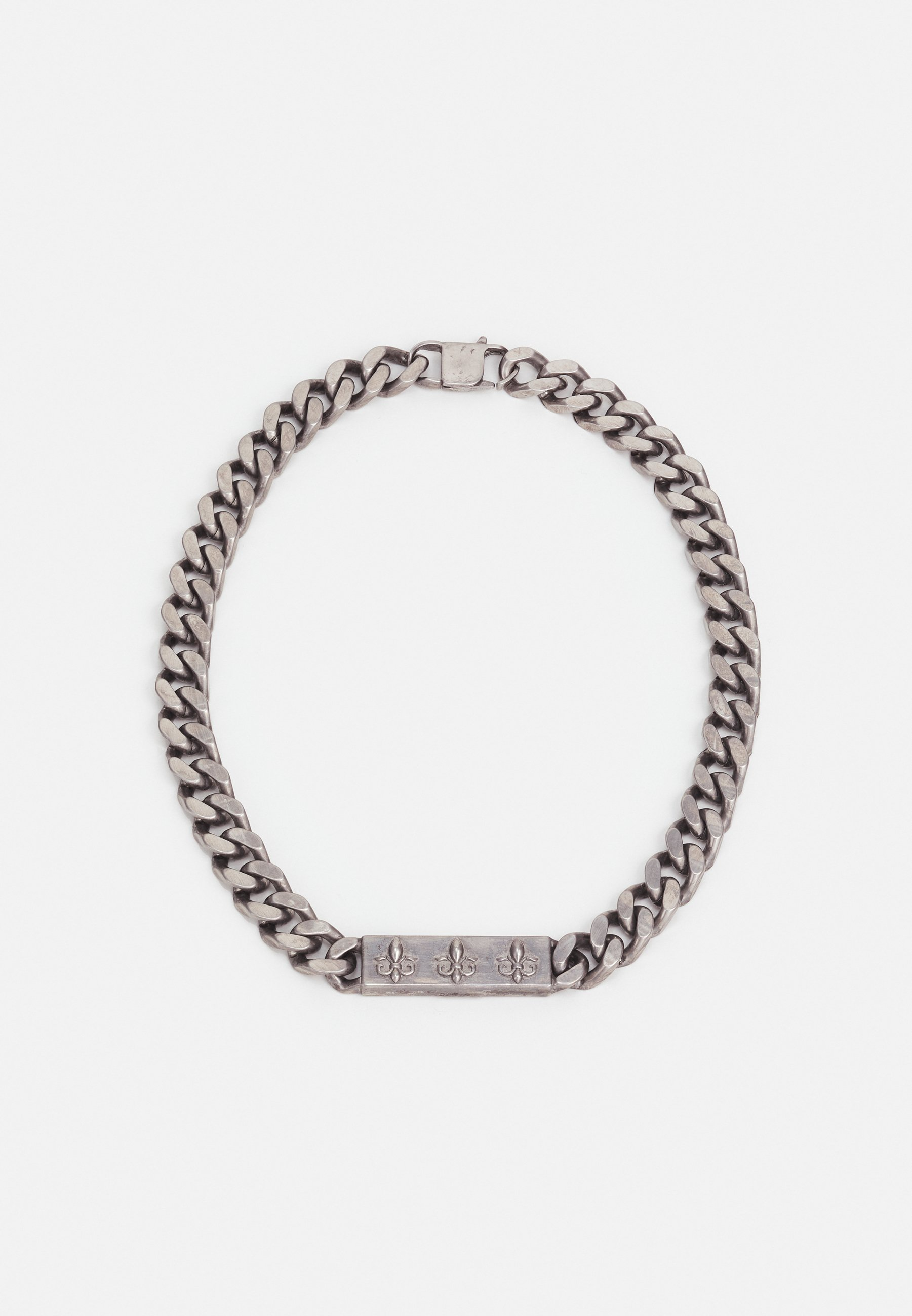 Homme CURB PLATE UNISEX - Collier