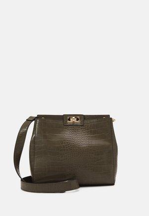 CROSSBODY BAG ZINNIA - Across body bag - khaki