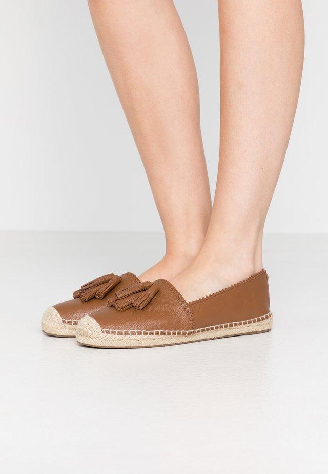 HANA - Loafers - luggage