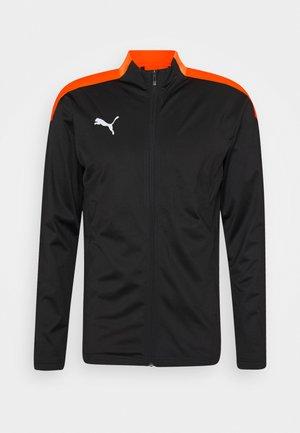 FTBLNXT TRACK JACKET - Training jacket - black/shocking orange