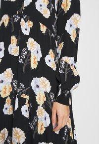 Pieces - PCNADI DRESS  - Denní šaty - black - 5